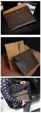 Business Men's <b>Handmade Vintage 100</b>% Genuine <b>Leather</b> ...