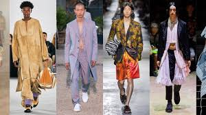 The 6 Biggest Trends From the <b>Men's Spring 2020</b> Season | Vogue