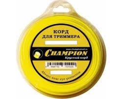 <b>Леска триммерная Champion</b> Round <b>3.0мм</b>* 60м (круглый) в ...