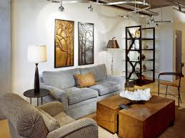 living rooms family rooms ambient track lighting