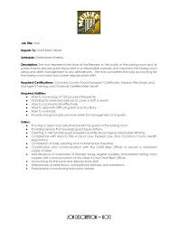 cover letter for brewery job southern tier brewing company experience career cover letter job
