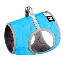 Шлейка <b>Шлея мягкая для собак</b> Collar AiryVest ONE синяя (XS3 ...