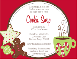 cookie exchange invitation templates com best images of printable cookie exchange invitation cookie exchange invitation templates christmas