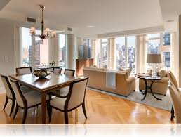 pictures of dining room decorating ideas:  chic idea dining room and living decorating ideas