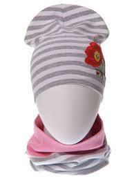 Комплект шапка и снуд Меховая Фантазия 8748032 в интернет ...