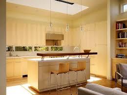 island breakfast bar designs raised skylight over kitchen and the raised breakfast bar