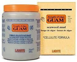 <b>GUAM Fanghi</b> d'Alga Anti-cellulite seaweed mask 1kg: Amazon.ca ...