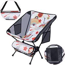 NiceC Ultralight <b>Portable Folding Camping</b> Backpacking Chair ...