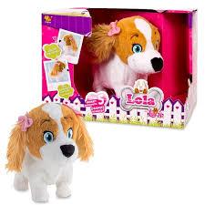 <b>Интерактивная Собака Lola</b> (<b>младшая</b> сестра Lucy), эл/мех ...