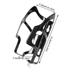 New Classic 3K <b>Carbon Fiber</b> Bottle Cage MTB <b>Mountain Road Bike</b> ...