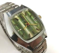 """ORIENT """"President"""" Classic Automatic Sapphire Watch Two Tone ..."""