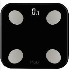 Купить <b>напольные весы MGB Body</b> Fat Scale Glass Edition (Black ...