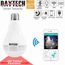 <b>DAYTECH WiFi IP Camera</b> Wireless HD 960P/1080P Camera Home ...
