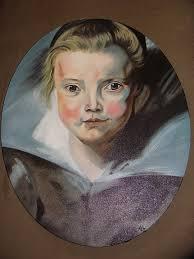 Retrato de Maria Serena después de Rubens. Rubens Stelladream - 192370.670951370.1.575