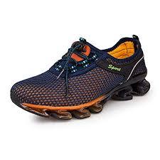 <b>Running</b> Shoes <b>Men Mesh</b> Casual Slip On Breathable <b>Fashion</b> ...