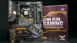 Обзор и тест <b>материнской платы ASUS TUF</b> Z390-Plus Gaming ...