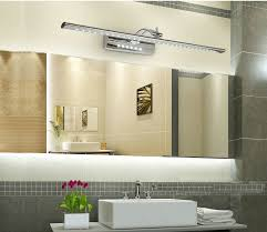 led bathroom lighting vanity with frameless mirror above single sink bathroom vanity in grey bathroom above mirror bathroom lighting