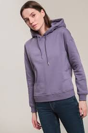 <b>Толстовка URBAN CLASSICS Ladies</b> Hoody Dusty Purple, купить ...