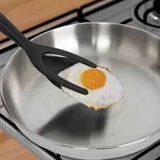 Jnan Omelette Spatula <b>Silica Gel</b> Pancakes Combo <b>Toast</b> Fried Egg ...