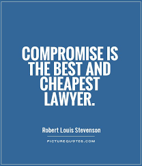 Compromise Quotes | Compromise Sayings | Compromise Picture Quotes via Relatably.com