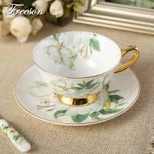 Элегантная чайная чашка, чайная <b>чашка с блюдцем</b>, набор ...
