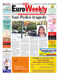 euro week full kitchen: euro weekly news costa del sol   december  issue  by euro weekly news media sa issuu