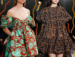 Spring/ <b>Summer 2019 Print</b> Trends: Spring <b>2019</b> Runway Patterns