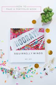 how to make a portfolio book squirrelly minds how to make a portfolio book squirrelly minds