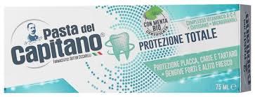 <b>Зубная паста</b> Pasta del Capitano <b>Комплексная</b> защита полости рта