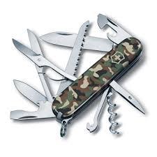 Нож <b>Victorinox 1.3713.94 Huntsman</b> офицерский, 91мм, камуфляж ...