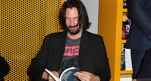 Keanu Reeves and Alexandra Grant on Publishing Books by Artists