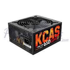 <b>Aerocool KCAS-650GM</b> RGB 650W Modular Gold PSU |