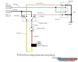 bronco wiring diagram images wiring diagram for ignition system 8796 ford bronco tailgate wiring diagramjpg hits 813 posted on