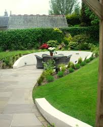 Small Picture Motif Garden Design in Edinburgh Garden Design