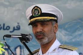 Iranian Navy Deputy Commander Rear Admiral Gholam-Reza Khadem Bigham. A top Iranian Navy commander says the Islamic Republic will dispatch a destroyer as ... - miriam20110123184049373