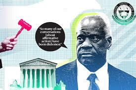 Clarence Thomas on His Opposition to Affirmative Action - Businessweek