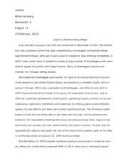 pages English paper
