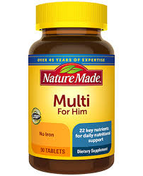 Nature Made <b>Multi</b> For Him Tablet