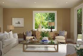 warm living room ideas: paint warm living room color scheme with chocolate walls and white ceilings and light brown