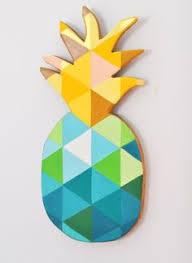 <b>Pineapple Washi tape</b> print