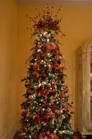 decorating christmas tree mesh ribbon decorating a christmas tree with mesh ribbon tutorial middot decoratin