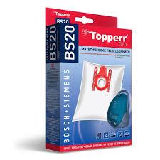 <b>Пылесборник синтетический Topperr</b> BS 20 для пылесосов Bosch ...