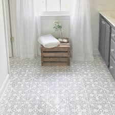 Painting Linoleum Kitchen Floor Plum Prettyhow To Paint Your Linoleum Or Tile Floors To Look Like