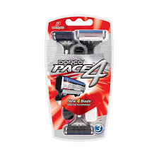 <b>Dorco PACE 4</b>-4 Blade Disposable Razors -- Buy Online in Georgia ...