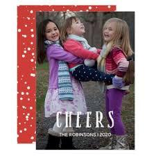 <b>Handwriting</b> overlay Happy New Year <b>Family</b> photo Card - holidays ...