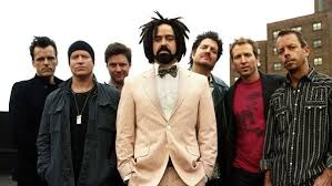 <b>Counting Crows</b> are '<b>Somewhere</b> Under Wonderland'