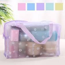 1PC Portable Waterproof Transparent Women Portable Make ... - Vova