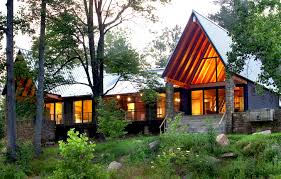 The Cabin Style House Plan Brings Luxury to Rustic Living