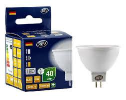 Светодиодная <b>лампа LED MR16</b> GU5.3 5Вт 4000K <b>REV</b> 32323 5 ...