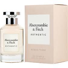<b>Abercrombie</b> & <b>Fitch Authentic</b> Eau De Parfum for Women by ...
